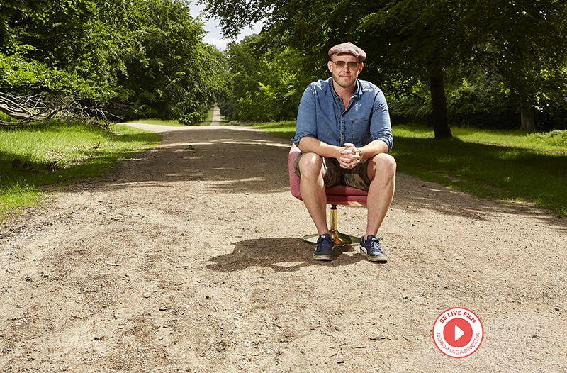 Jens Christian Ellekilde – Alle burde have chancen for at gå Caminoen