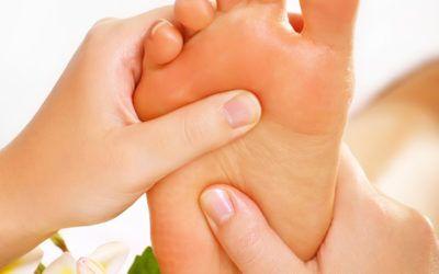 Skønhedstilbud på fod-wellness