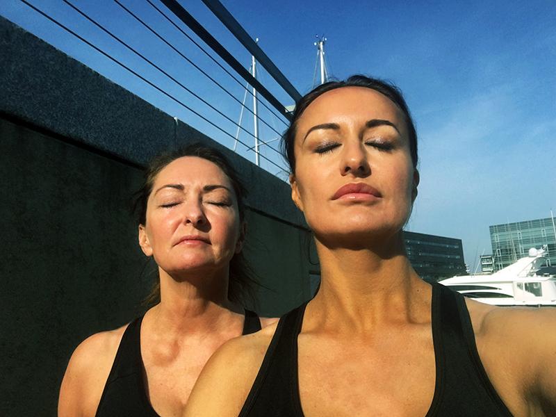 Hot yoga og saunagus – Mit nye detox-redskab  til at stresse helt af med