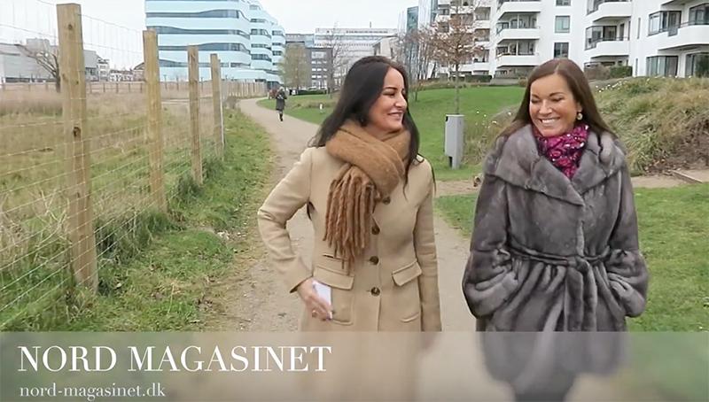 Se Film – NORD Magasinet møder Martina Banach