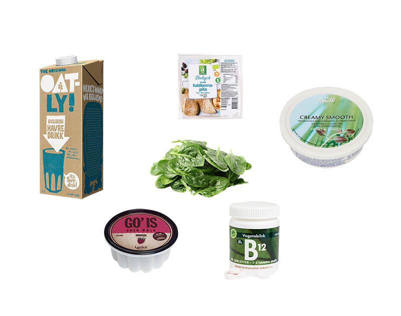 NORD Magasinet anbefaler 9 veganske produkter