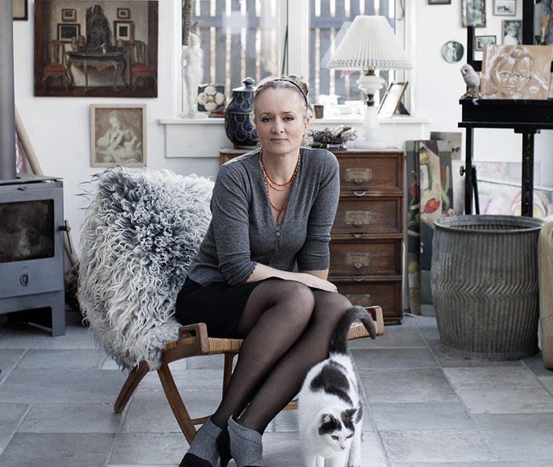 Veganere i vores område – Drude-Katrine Plannthin