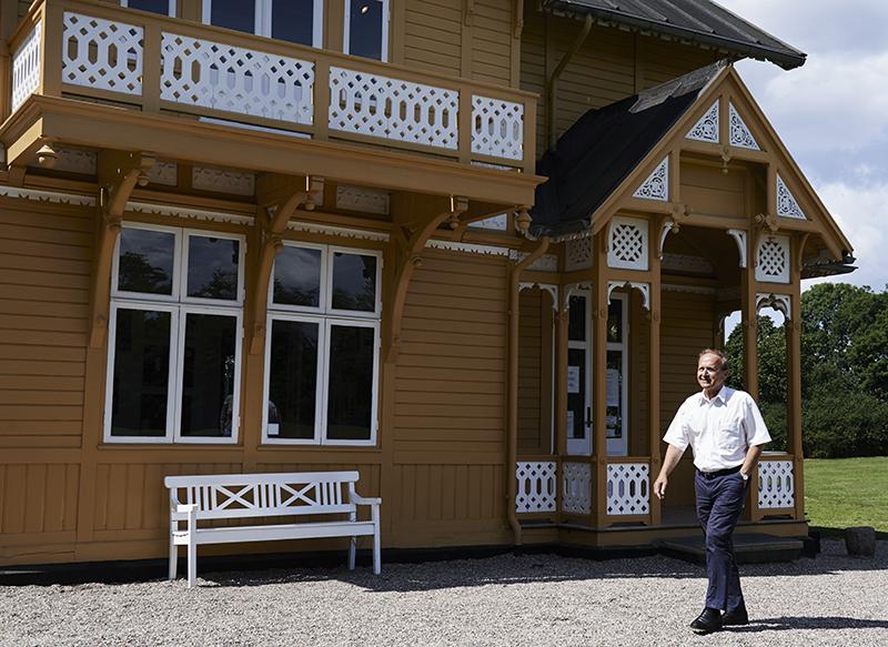 Rundt med borgmesteren – Svenske villa (borgmesterens hjertebarn)