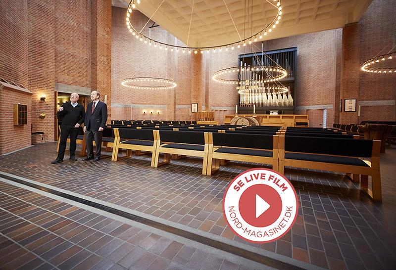 Rundt i kommunen med borgmesteren – En arkitektonisk triumf i Vangede