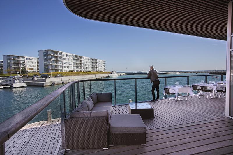 Forår på Address – Friskfangede fisk og rosévin på terrassen