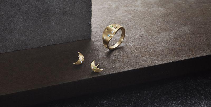 Fire fantastiske nyheder fra  Dulong Fine Jewelry