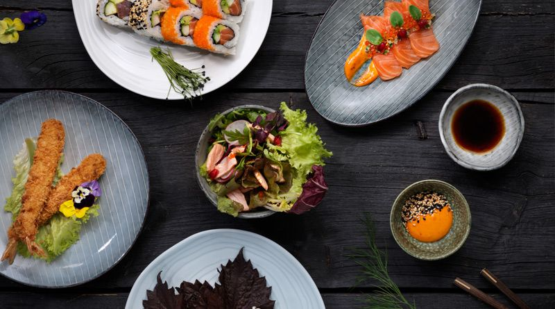 Restaurant Izumi Sushi og fusion