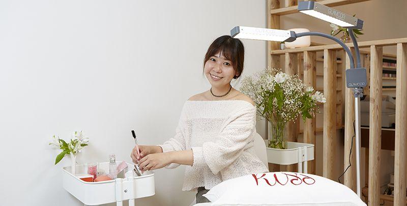 Mo. Beauty Studio's supercool negle og vipper