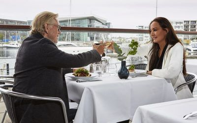 Mardahl & Linder – på frokosttur i lokalområdet