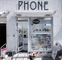 Phone Update Charlottenlund