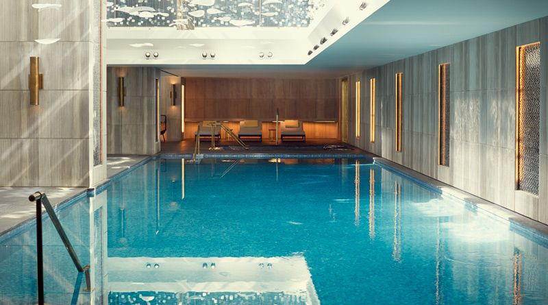 Luksus spa i Europa