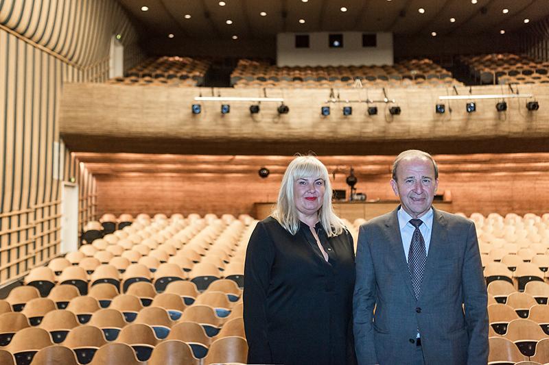Hans Toft Bellevue Teatret NORD magasinet