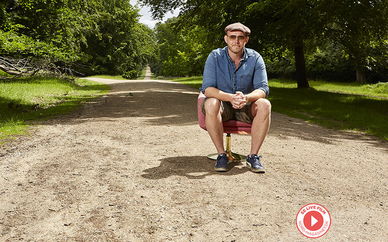 Jens Christian Ellekilde - Alle burde have chancen for at gå Caminoen