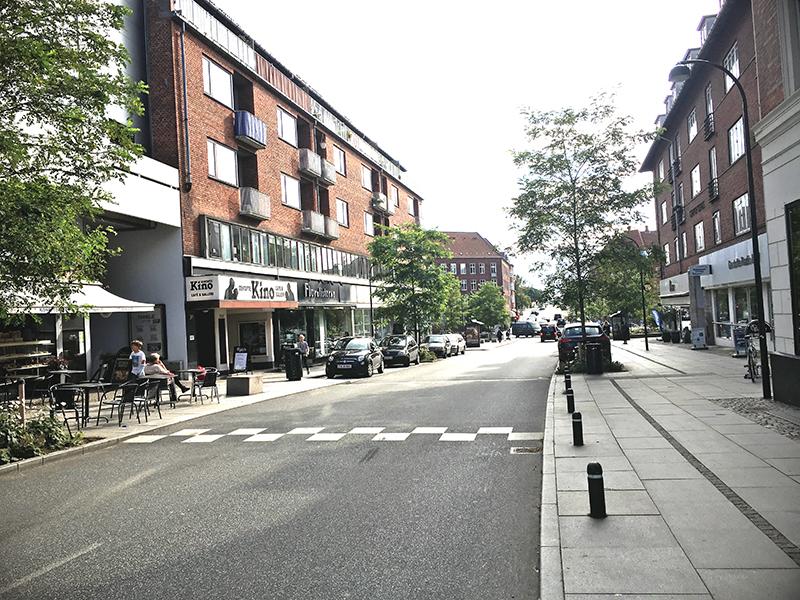 Gentofte – Skøn stemning og gode butikker