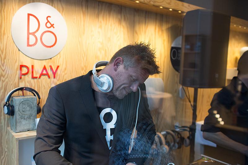 DJ Hannibal til NORD Magasinet event