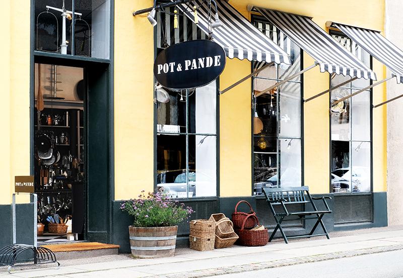 POT & PANDE  fejrer 50 år