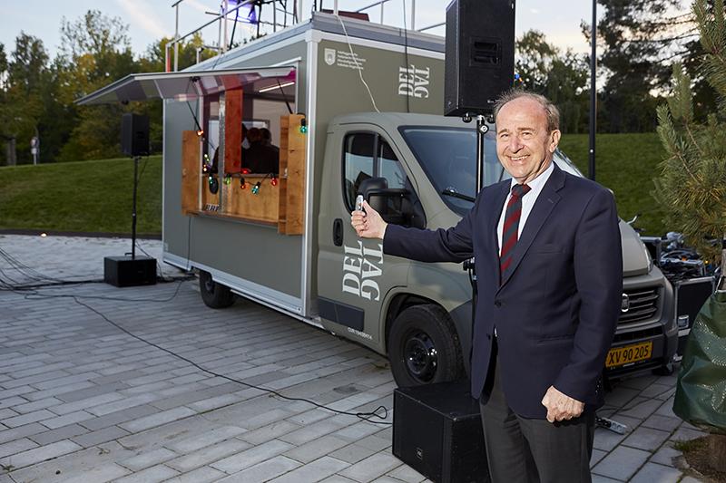 DELTAG-Bilen – De unges eget mobile mødested