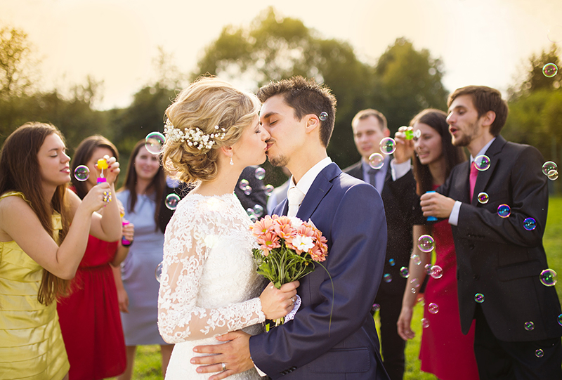 8 hurtige til brylluppet