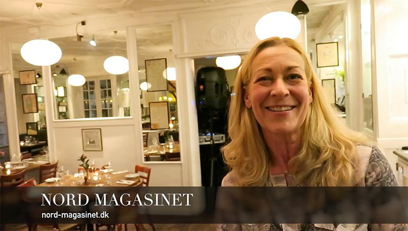Se film: NORD Magasinet til fredagsbar på Skovshoved Hotel