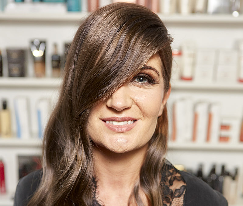 Make-over – Naturligt look  og nyt smukt hår