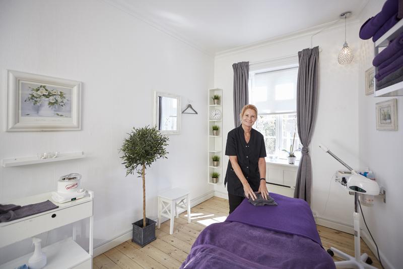Klinik Tres Belle – Afstressende skønhedsbehandlinger