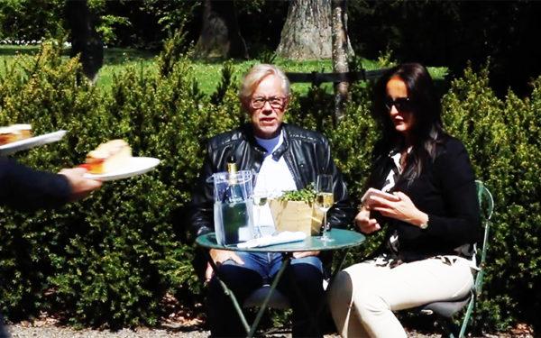 Se film - Mardahl & Linder på Øregaard Café