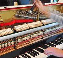 Christensen Piano stemmer dit klaver