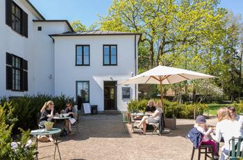 Øregaard cafe Hellerup