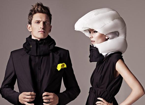 Hövdings cykelhjelm, med airbag, er markedets sikreste og mest stilsikre