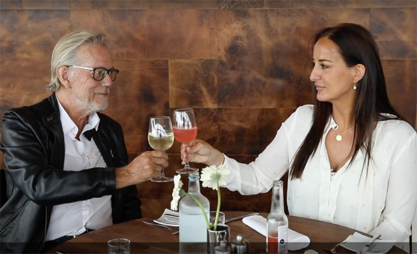 Se film – Mardahl & Linder spiser frokost på Restaurant Charlottenlund Fort