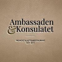 ambassaden & konsulatet