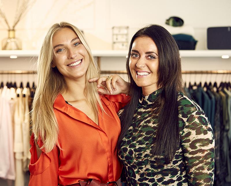 Bonheur – Ny tøjbutik med håndplukket mode
