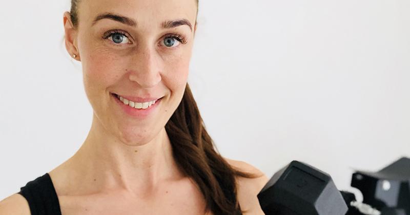 Julie Kernan – Personlig træner & massør