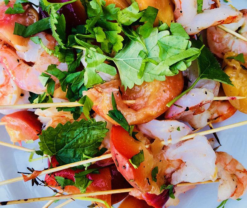 Camilla Lawes – Boost maden til din næste fest