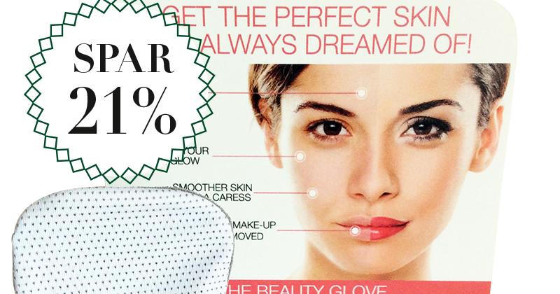 Unik skønhedshandske / Spar 21%