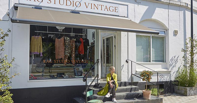 Rag Studio Vintage – Luksus second hand