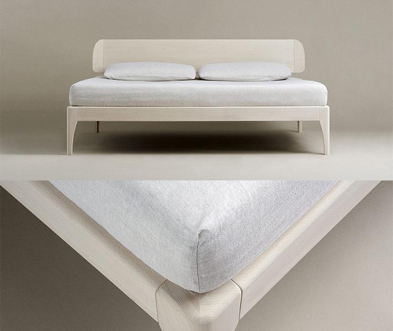Schwarz Senge – Enestående møbelsnedkereret seng
