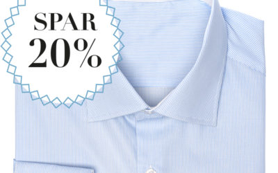 Gratis rens / Spar 20%