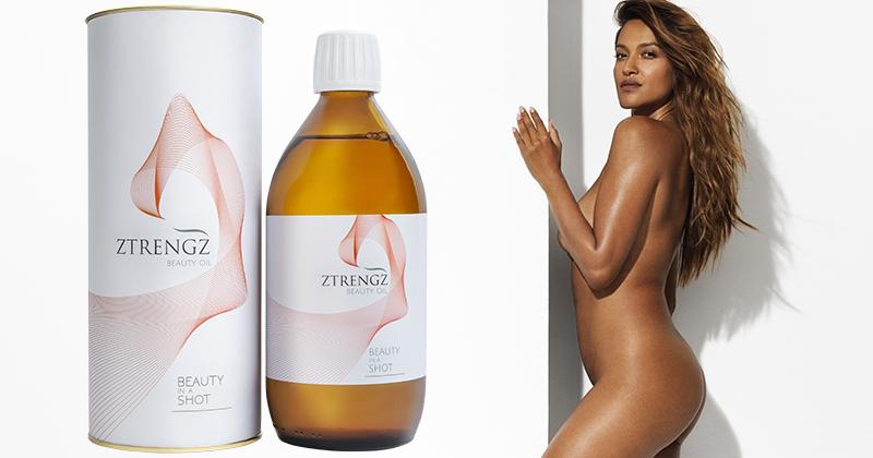 """Efter et år med Ztrengz Beauty Oil: """"Mit udslæt er næsten væk"""""""