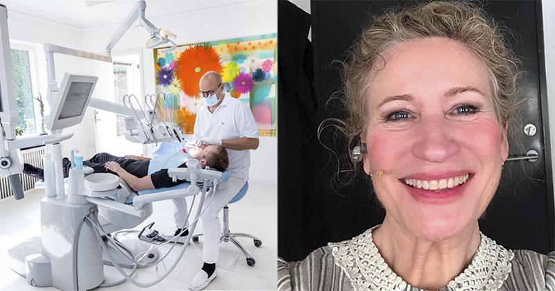 """Birgitte Raaberg – """"Jeg nyder at smile endnu mere på billeder nu"""""""