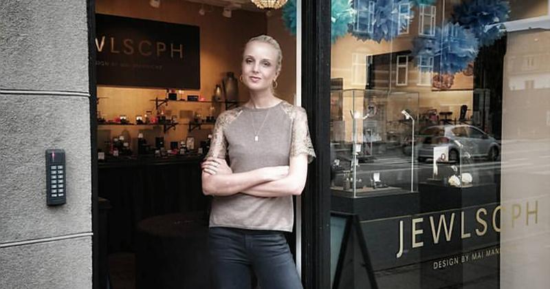"""Smykkedesigner Mai Manniche – """"Smykket skal passe til dig og dit liv"""""""