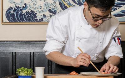Gentoftes verdensklasse sushi i Nørregade