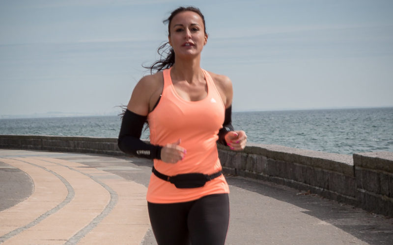 NORDs redaktør - Løb giver energi og balance