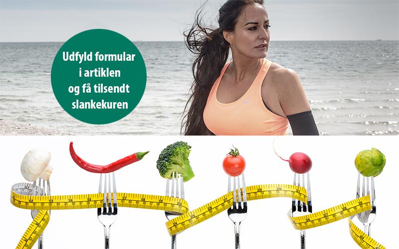 Tab dig 10 kilo på 3 uger med Chefredaktørens slankekur for 2019
