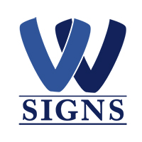 W-signs