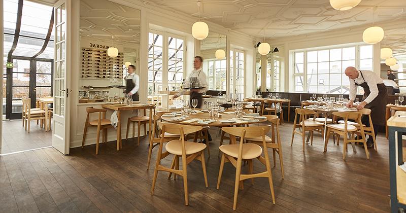 Frokoststeder i Nordsjælland