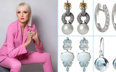 Skal du giftes? Hos JEWLSCPH finder vi de perfekte smykker til din brudekjole.