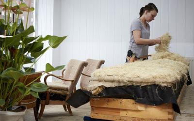Skab forandring med møbelpolstring