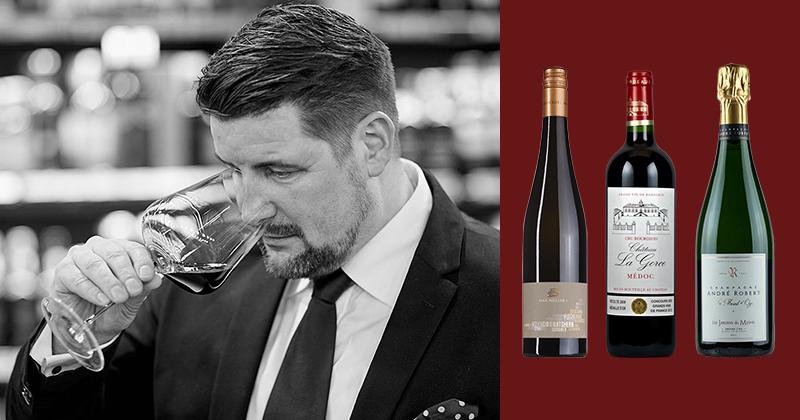 Anerkendt vinanmelder om Rotundens vine