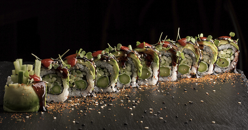 Eksklusiv private dining med Sushi Lovers